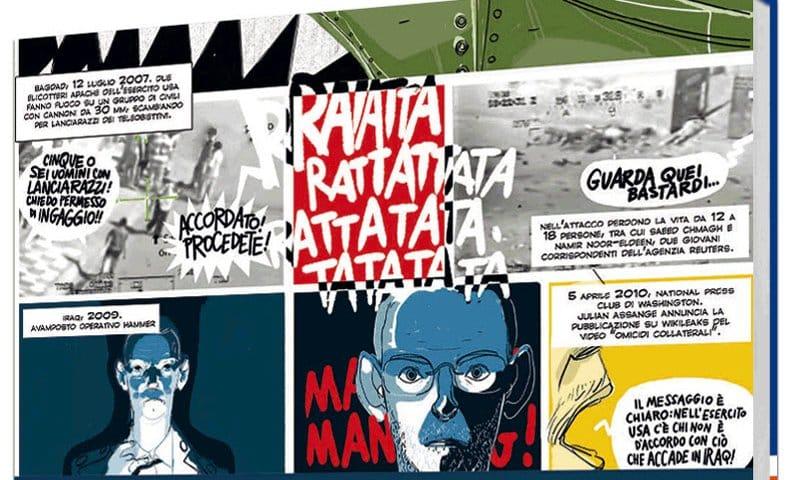 """NPE pubblica """"Il giornalismo a fumetti"""""""