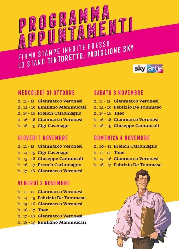 Sky Arte celebra il Tintoretto con una graphic novel inedita_Notizie