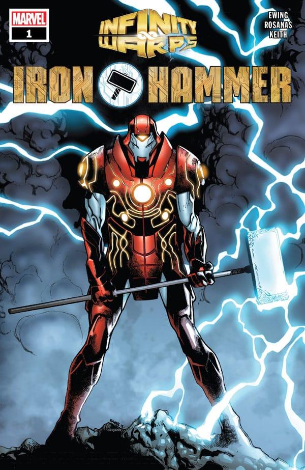 Infinity Wars - Iron Hammer 1