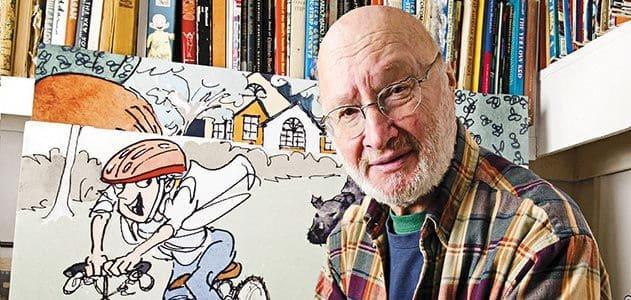 Jules Feiffer lancia American Follies, nuova comic strip