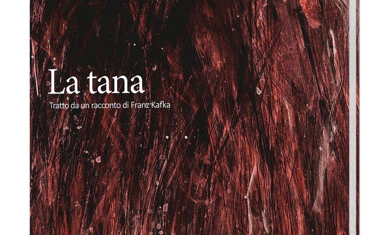 """Edizioni NPE pubblica """"La tana"""", adattamento da Kafka"""