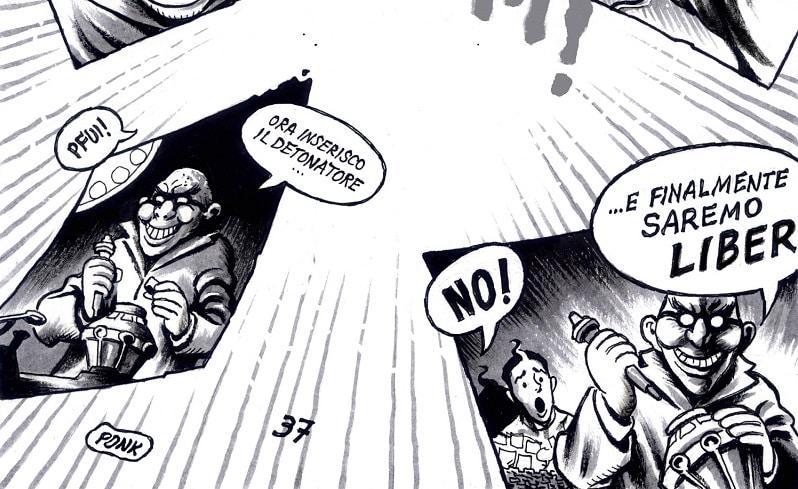 """Speciale 100° illustrazione: Sergio Ponchione immagina """"Lo Spazio Bianco"""""""