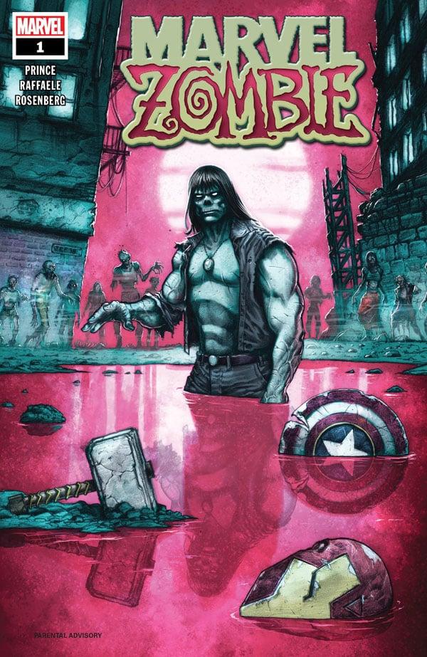 Marvel Zombie (2018-) 001-000