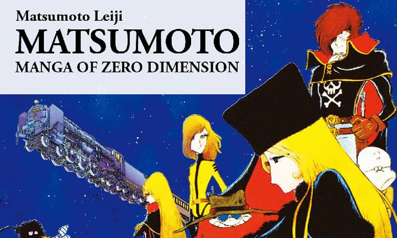 """Matsumoto – Manga of Zero Dimension"" in uscita a Lucca Comics"