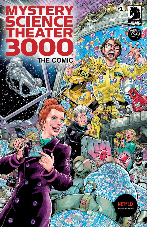Mystery Science Theater 3000 1