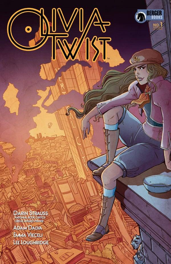 Olivia Twist 1