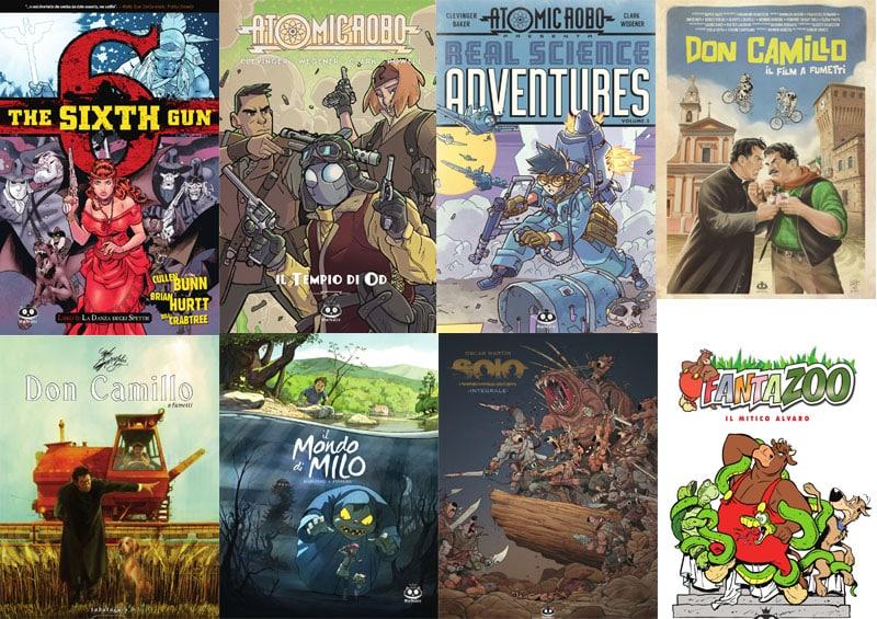 Le novità di ReNoir Comics a Lucca Comics & Games 2018