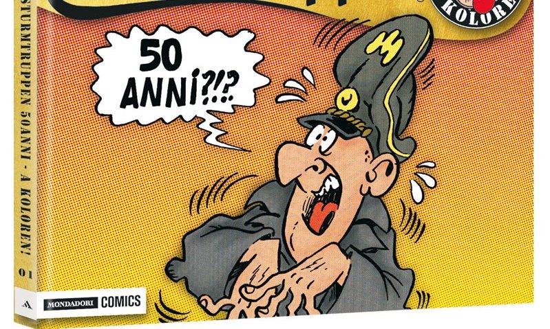 Sturmtruppen a colori: l'integrale di Mondadori Comics