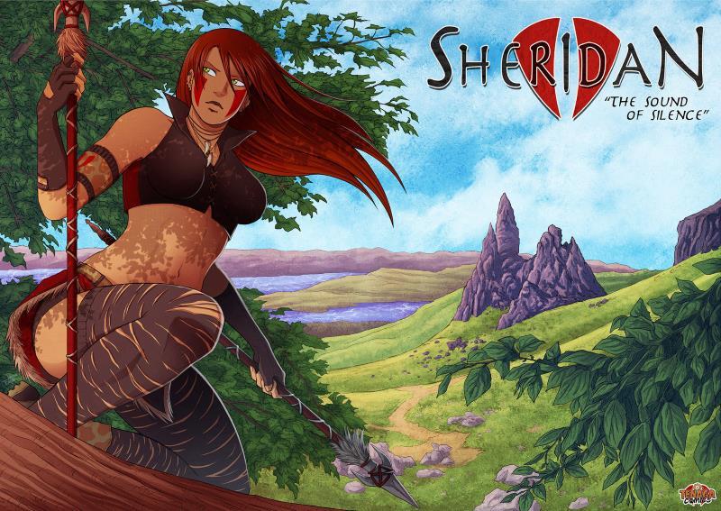 "Anteprima ""Sheridan: The Sound of Silence"" di Valeria ""Tenaga"" Romanazzi"