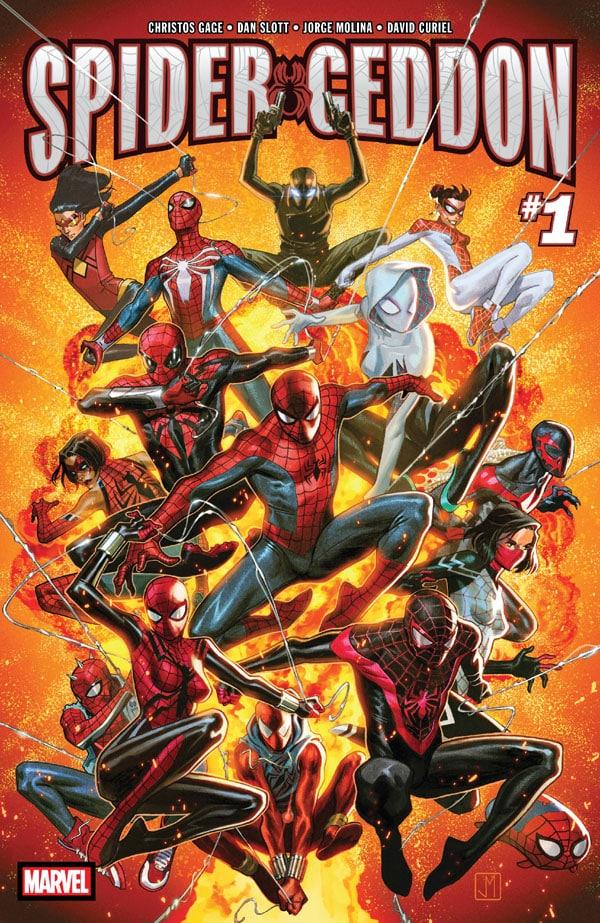 Spider-Geddon 1