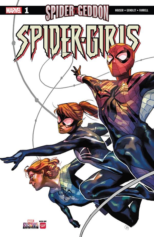 Spider-Girls 1