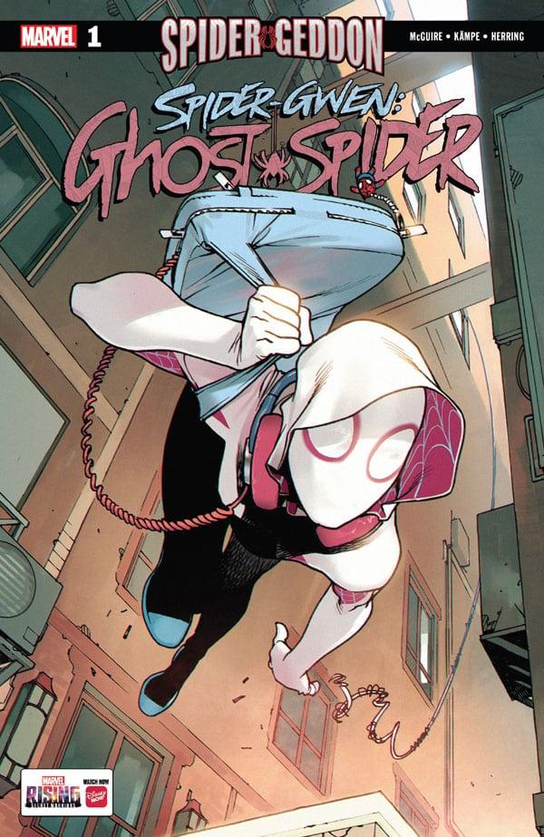 Spider-Gwen - Ghost-Spider 1