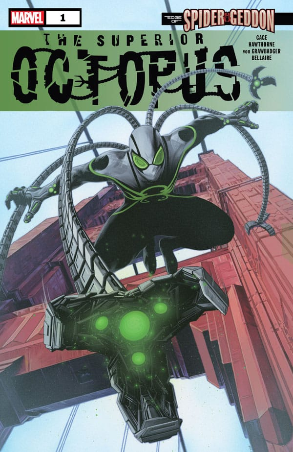 Superior-Octopus-1_First Issue
