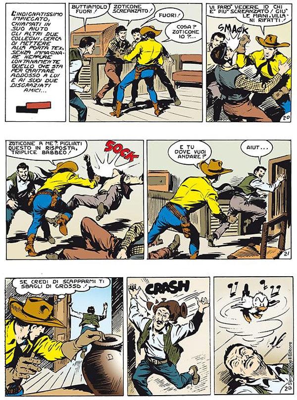 La storia di Tex e la Storia del West_Approfondimenti