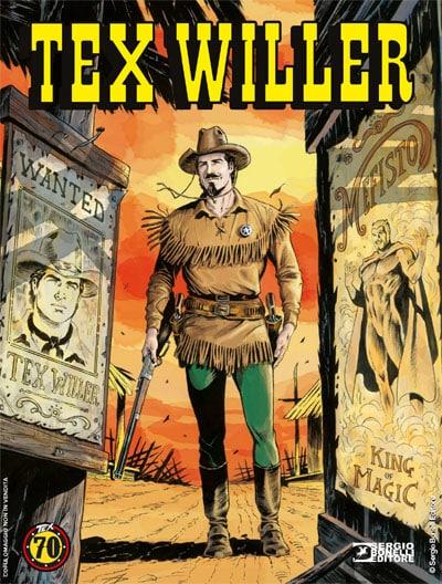 Tex Willer #1 arriva in edicola a novembre_Notizie