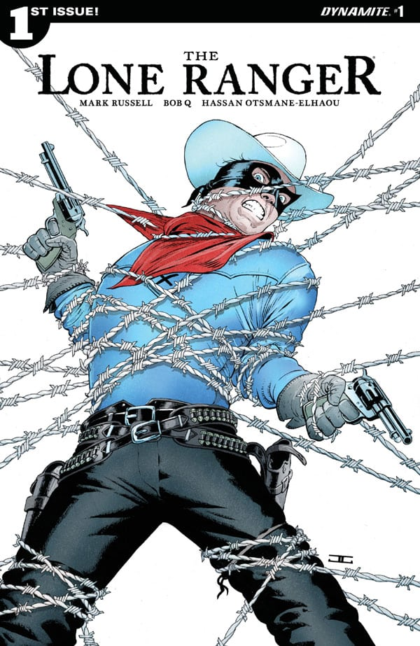 The-Lone-Ranger-1_First Issue