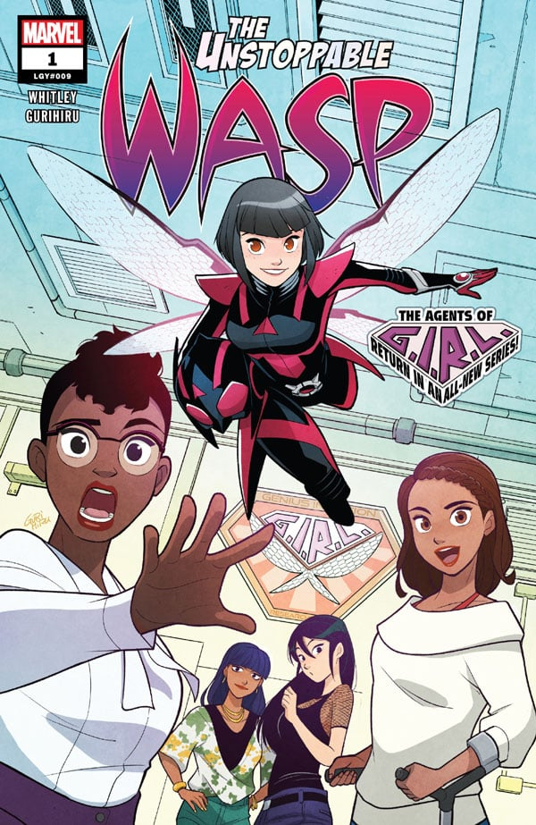 The-Unstoppable-Wasp-1_First Issue