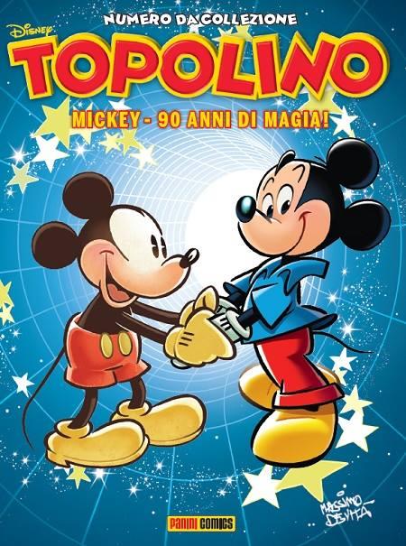 Variant cover per il compleanno di Topolino_Notizie