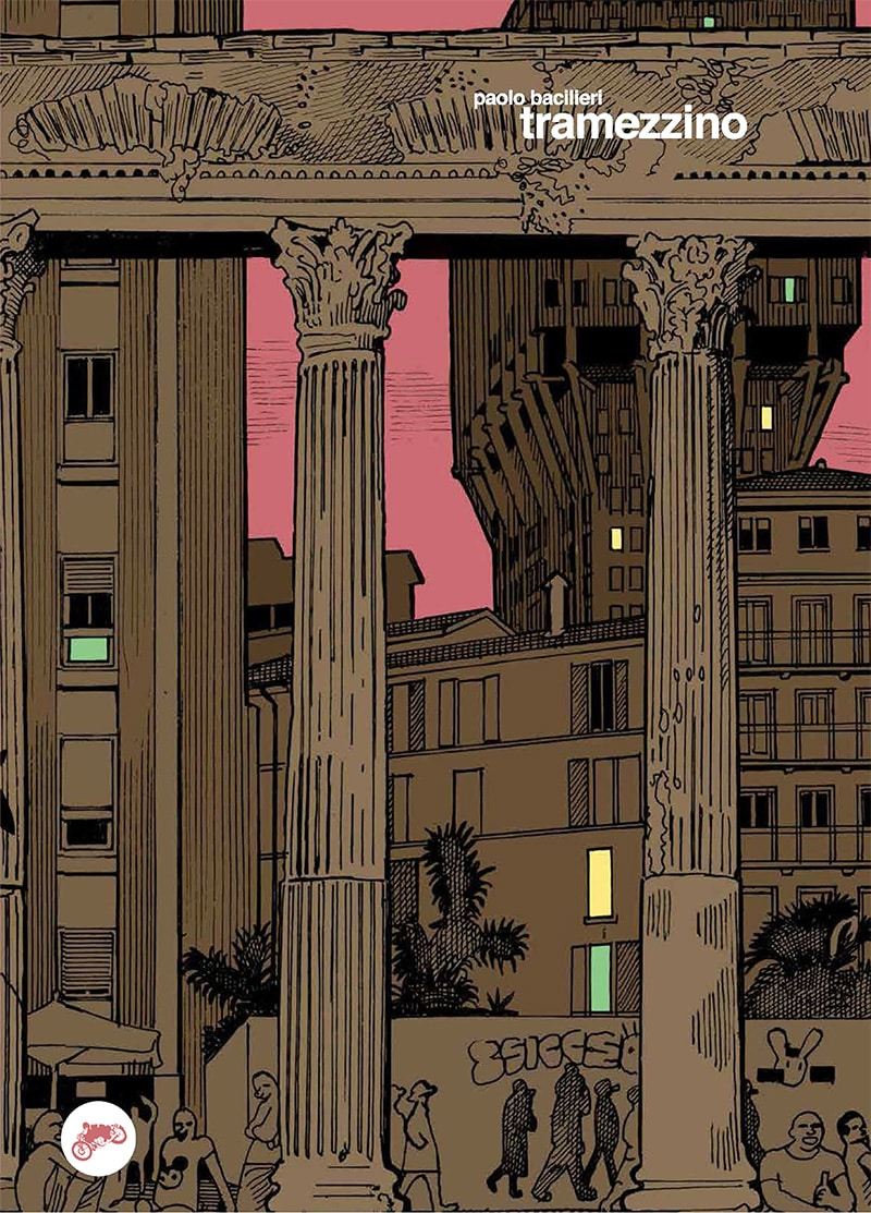 """Canicola edizioni pubblica """"Tramezzino"""" di Paolo Bacilieri"""