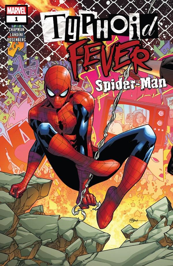 Typhoid Fever - Spider-Man 1