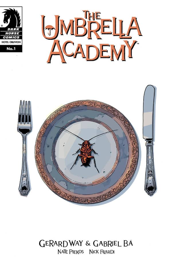 Umbrella Academy - Hotel Oblivion 1