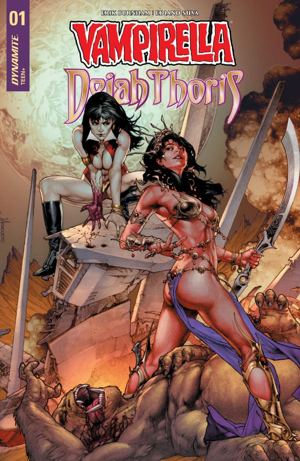 Vampirella - Dejah Thoris 1