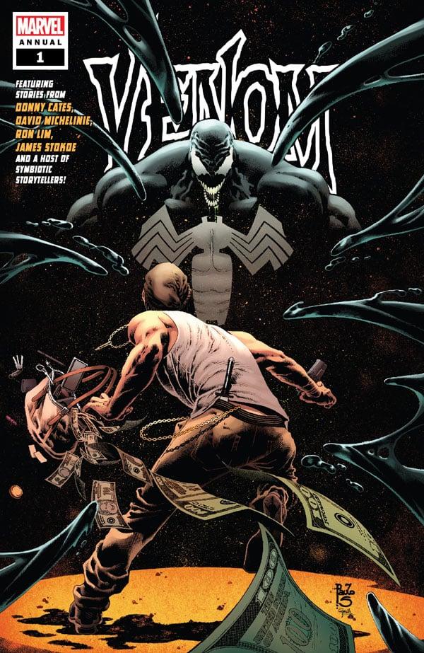 Venom Annual 1