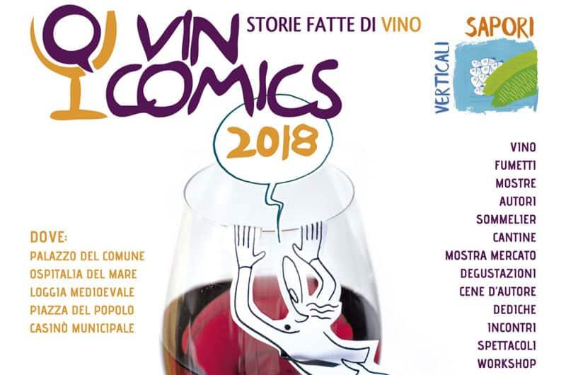 """Vincomics – Storie fatte di vino"" dal 19 al 21 ottobre"