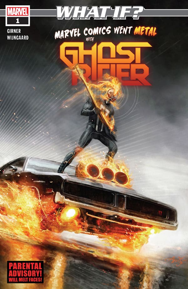 What If Ghost Rider 1