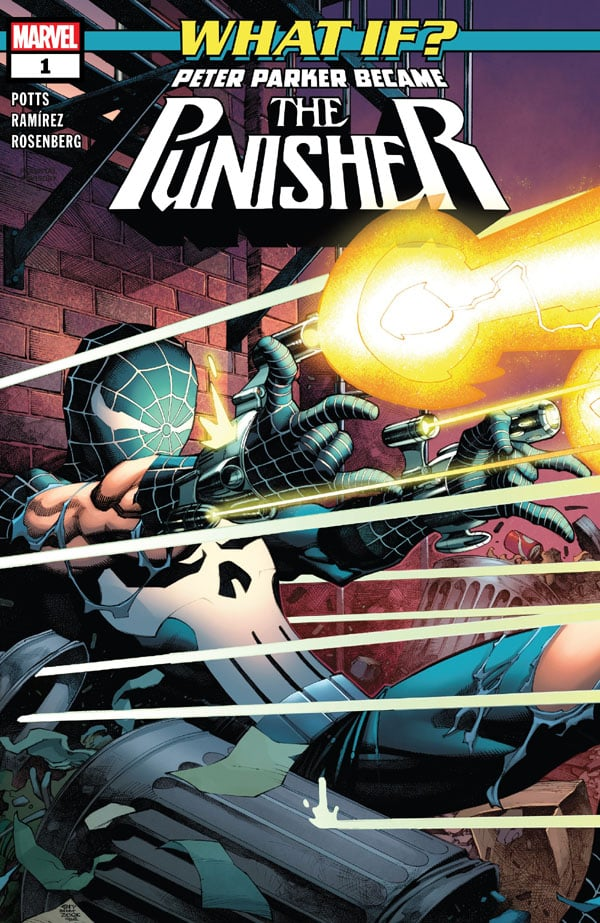 What If Punisher 1