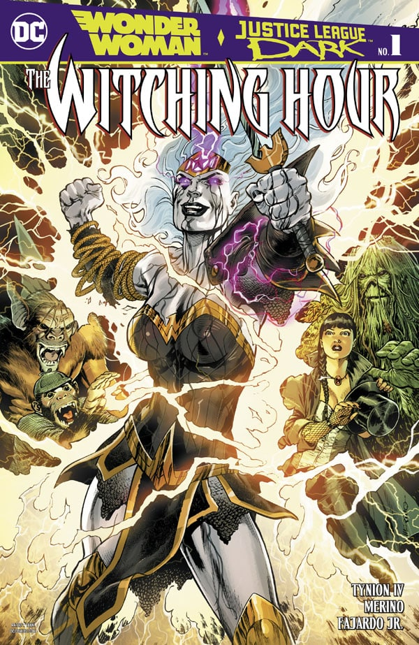 Wonder-Woman-and-Justice-League-Dark-Witching-Hour-1-1_First Issue