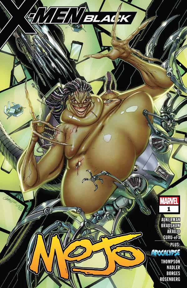 X-Men - Black - Mojo 1