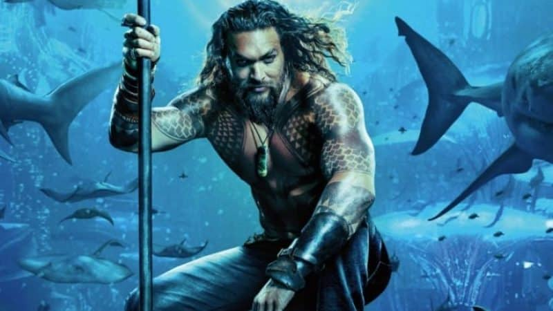 Il nuovo trailer di Aquaman