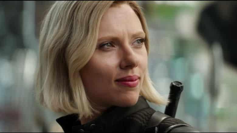 Black Widow: Scarlett Johansson pagata 15 milioni di dollari per il film