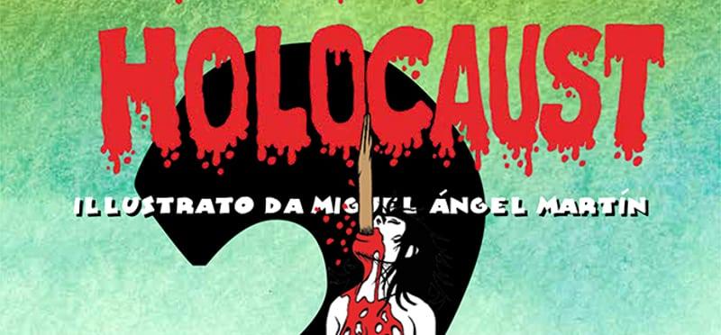 Cannibal Holocaust 2 illustrato da Ángel Miguel Martín