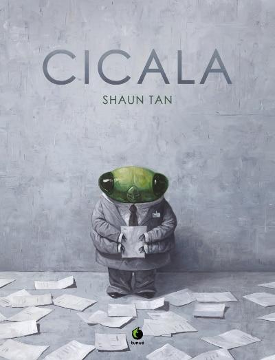 """Tunué pubblica """"Cicala"""" di Shaun Tan_Notizie"""