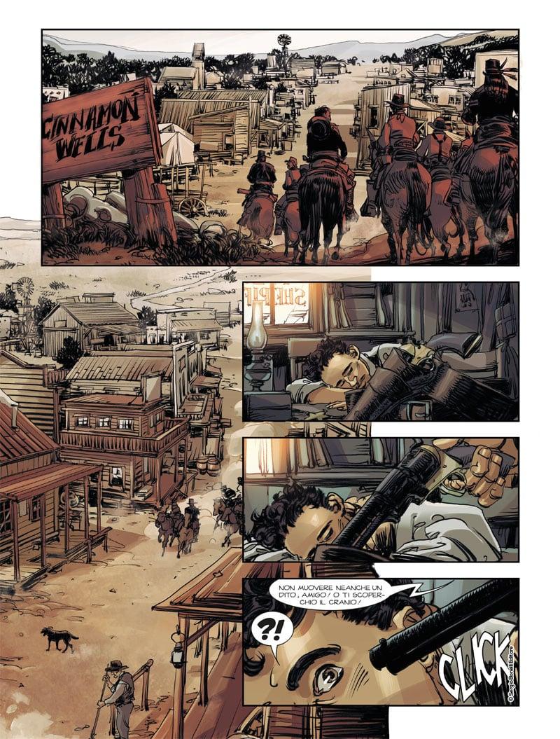 cinnamon_wells___tex_romanzi_a_fumetti_01_Recensioni