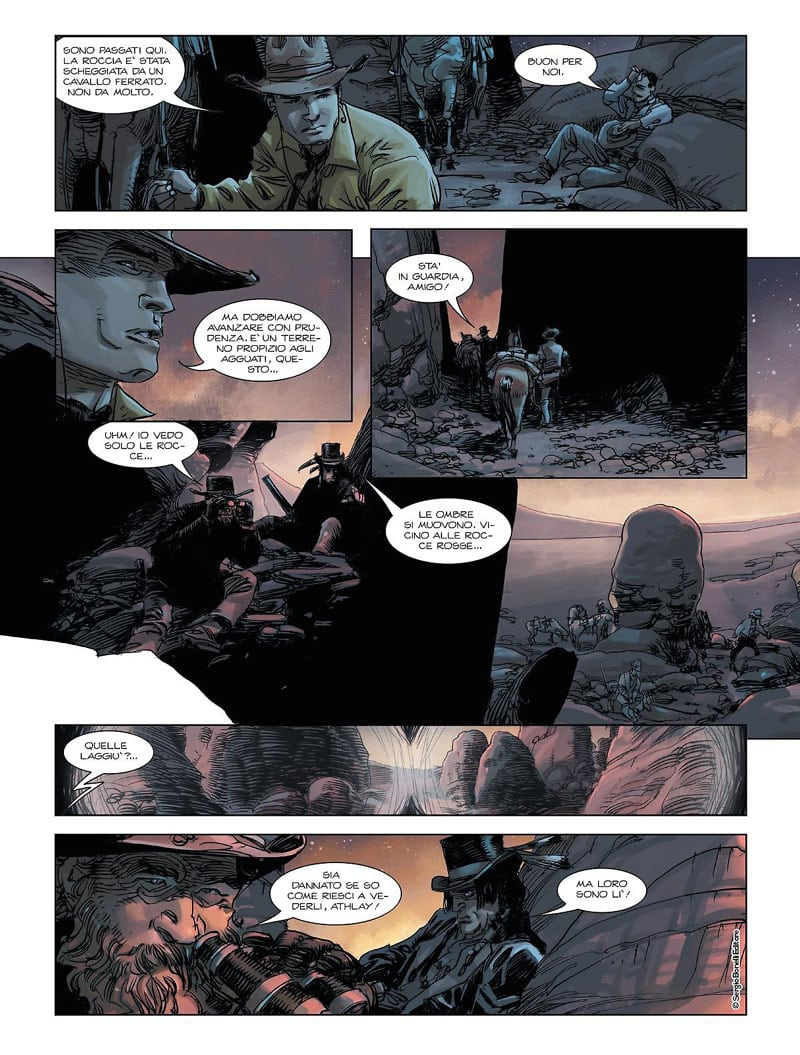 cinnamon_wells___tex_romanzi_a_fumetti_02_Recensioni
