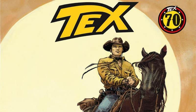 È western, ma non è Tex: il ranger bonelliano secondo Dixon