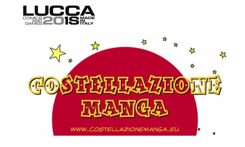 Costellazione Manga: workshop sull'astronomia a Lucca Comics 2018