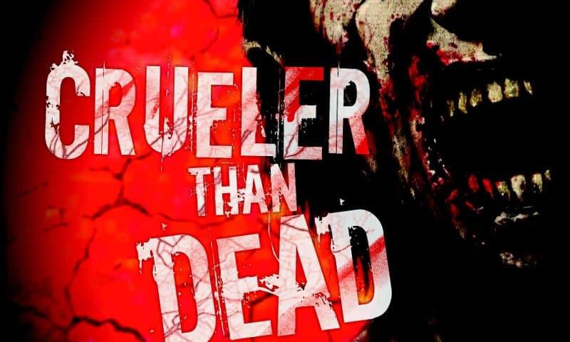 """Star Comics pubblica """"Crueler than dead"""" #1"""