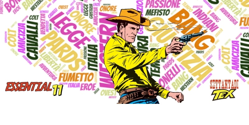 Essential 11: Dicono di Tex