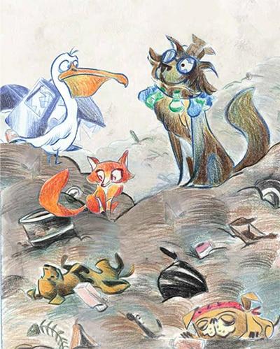 L'ecologia spiegata ai bambini: un altro mondo è possibile_Recensioni