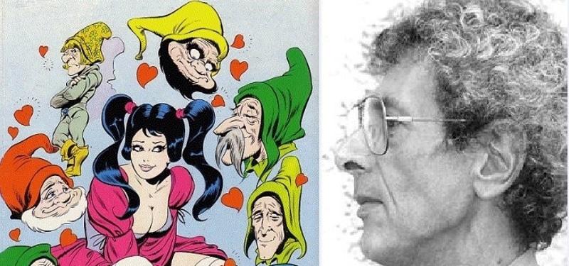 Addio a Leone Frollo, maestro del fumetto erotico