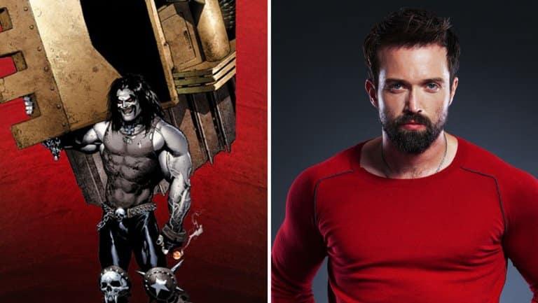 Krypton: Emmett J. Scanlan è Lobo