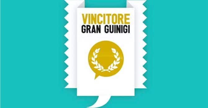 I vincitori dei premi Gran Guinigi 2018