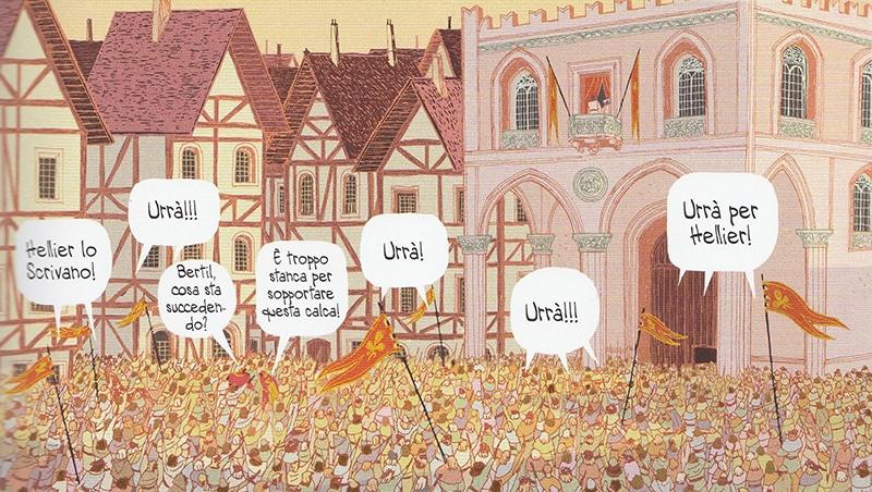 Il Medioevo contemporaneo di Pedrosa e Moreil_Recensioni
