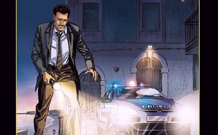 Il Commissario Mascherpa: la Polizia di Stato sbarca nel mondo del fumetto