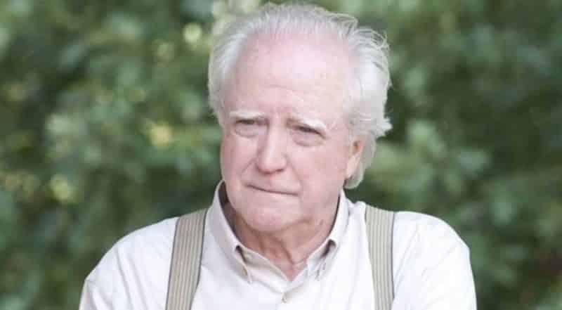 "Addio all'attore Scott Wilson, Hershel in ""The Walking Dead"""
