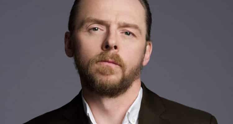 The Boys: Simon Pegg nel cast, sarà il padre di Hughie
